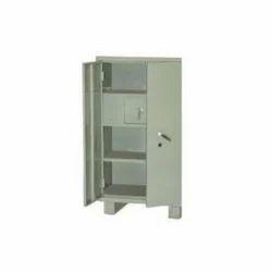 Grey GI Office Cupboard