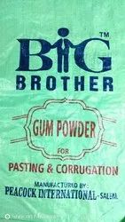 Cold Water Pasting Gum Powder