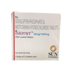 Sitagliptin Phosphate and Metformin Hydrochloride Tablets