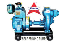 Prem Cast Iron Self Priming Sewage Pump, Frequency: 50 Hz