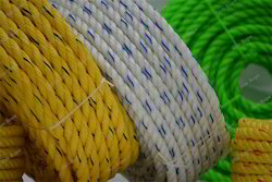 Danline Rope With Blue Tracer Yarn