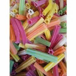 Sallu Salty Long Pellet Snacks, Packaging Size: 20 Kgs