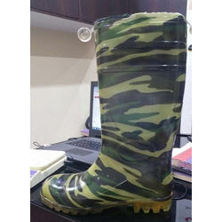 Military Gumboots
