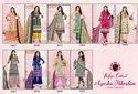 Nafisa Ayesha Ibrahim Vol-2 Pakistani Print Cotton Dress Material Catalog