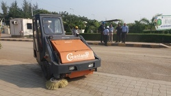 Road Sweeping Machine for Industry