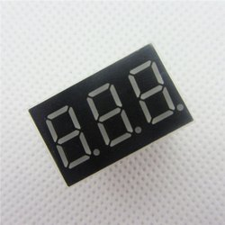 0.56 Inch 3 Digit 7 Segment Display