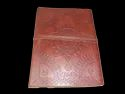 Embossed Designer Leather Journal