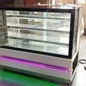 Rectangular Display Counter