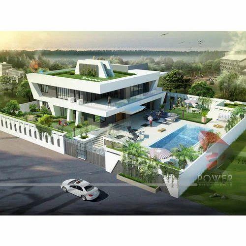 Home Design 3d Pc Chomikuj: 3D Bungalow Visualization Design, Service Location