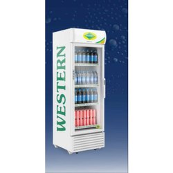 SRC350 Single Door Visi Cooler