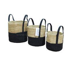 Custom Portable Natural Picnic Basket