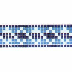 Glass Mosaic Border