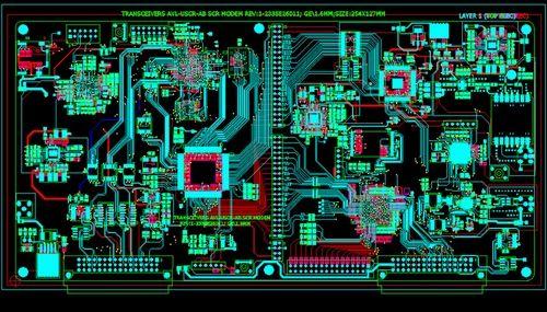 PCB Design Service in Anandapuram Mandal, Visakhapatnam | ID ...