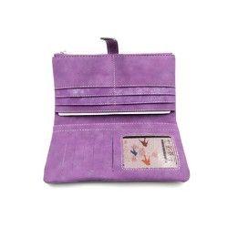 custom brand Custom Color Woman Wallet