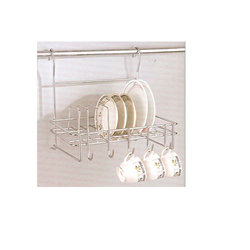 Stainless Steel 355 X 320 X 280 Hanging Kitchen Rack