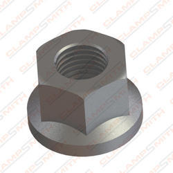 Clampsmith Flanged Nut