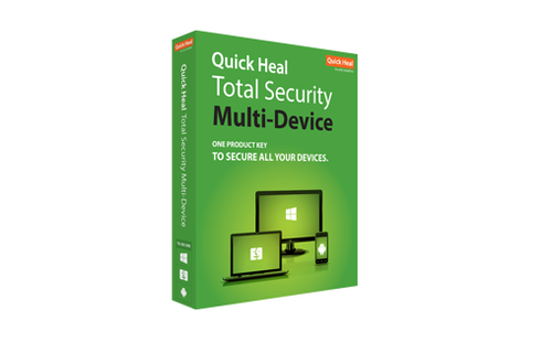 Quick Heal Antivirus Total Security Multi-Device