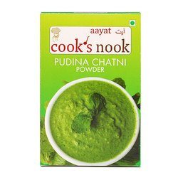 Cook''s Nook Pudina Chutney Powder