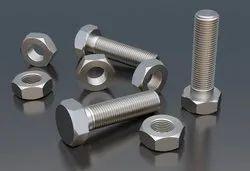 Black Bolt Carbon Steel Studs Bolts, for Industrial