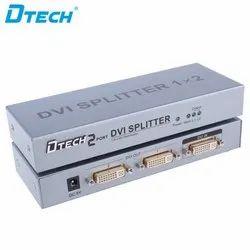 DTECH DT-7023 1 TO 2 DVI Splitter