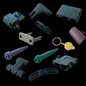 Injunction Molded Plastic Parts