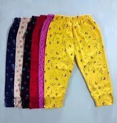 Lycra Cotton Ladies Capri