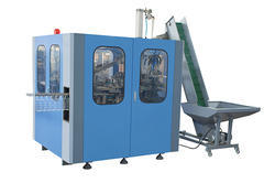 3600 BPH Automatic Pet Blow Molding Machine