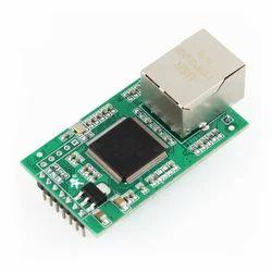 Dual UART TTL Ethernet Module, Usr-tcp232-e2