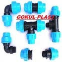 Gokul Black And Blue Mdpe Pipe Fitting, For Pp And Hdpepipi Fittin