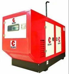 30 KVA Escorts Silent Diesel Generator