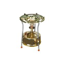 Classic Brass Oil Wickless Stoves