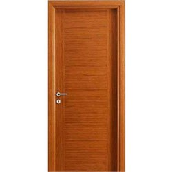 Wood PINE Flush Door, Size/Dimension: 7x3 Feet, Thickness: 32 Mm