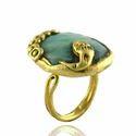Gemstone Finger Rings