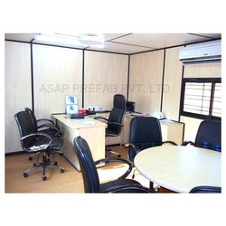 Interior Site Manager Container Office