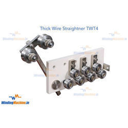 TWT3 Wire Tensioner Cum Straightener Unit