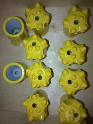 Tapered Button Bits