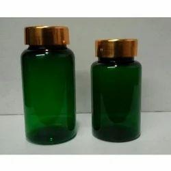 PET Capsule Jar
