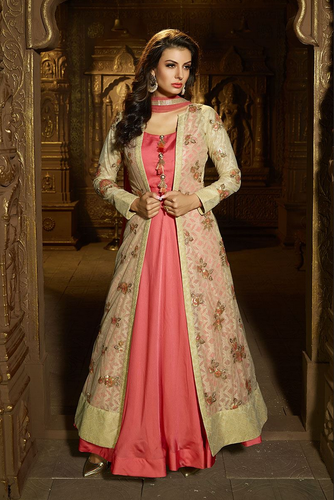 4cacff7e81 Anarkali Salwar Kameez have always complimented the eternal beauty of  Indian women since Years. Most of us have been invited to an event where  dressing up ...