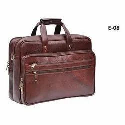 E-08 Leather Bag