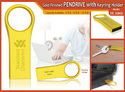 Pendrive With Keyring Holder H-1093