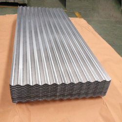 Stainless Steel Corrugated Sheet