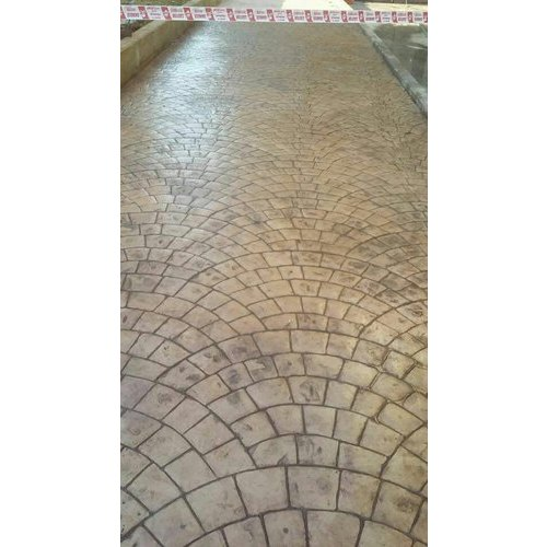 Stamped Decorative Flooring Services In Thane West Thane Nandini