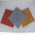 Concrete Square Shape Paver Block