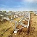 Solar Panel Structure Fabrication