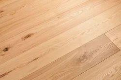 HKS 10/2x125x1200mm Natural Oiled Oak Wood Flooring, For Indoor