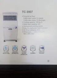 Plastic Chillers Bajaj Air Cooler, Model Name/Number: Tc 2007