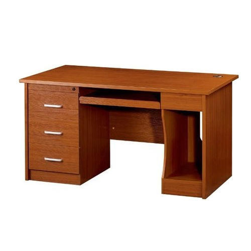 office table with storage. wooden office table with storage