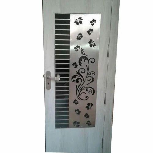 Stainless Steel Home Door Grill, Stainless Steel Door ...