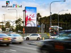 P6 Outdoor LED Advertising Display Screen