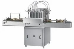 Automatic Six Head Oil Filling Machine